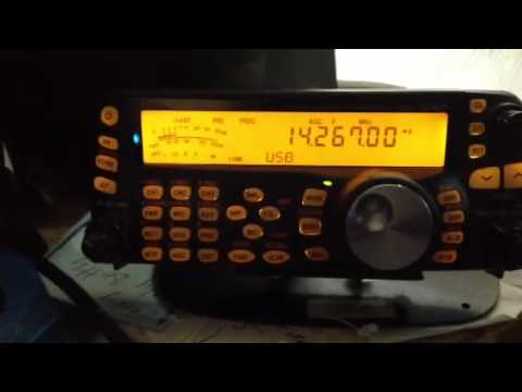 Amateur Radio Contact EK6TA - Armenia on 20 Meters