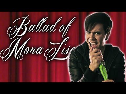 Panic! At The Disco - Ballad of Mona Lisa - NateWantsToBattle