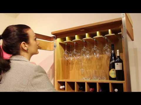 BAROSO bar cabinet - sixay