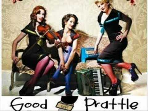 The Puppini Sisters for Good Prattle  Walk Like An Egyptian