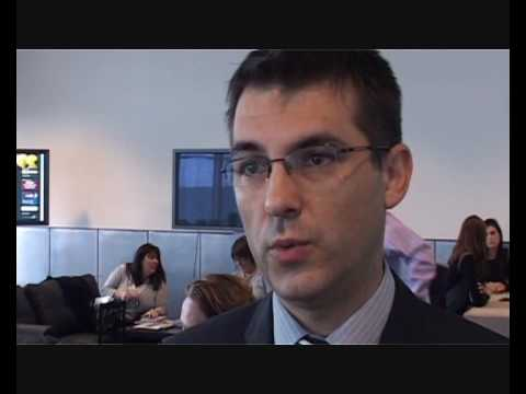 Ivica Vrkic, Marketing manager, Maistra Hotels @ WTM 2009