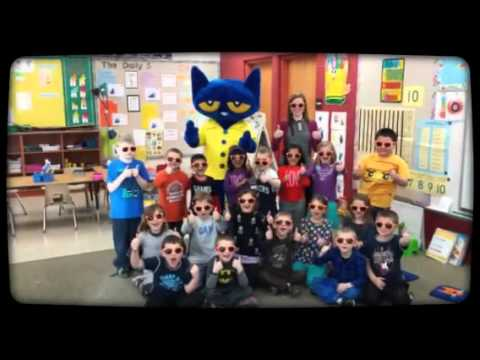Pete the Cat Visits WDP!  (Created with @Magisto)