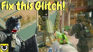 Another OP Shield Glitch - Rainbow Six Siege