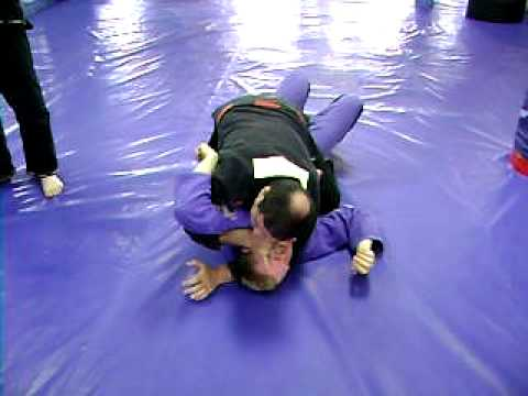 Vancouver Grappling - Submission from Mount - Marcus Soares Image 1