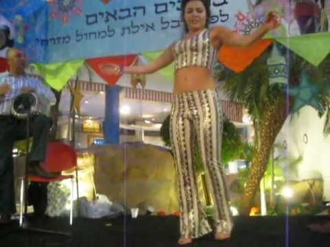 Amazing Alla Kushnir - Eilat Festival 2013