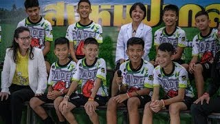 Thai Cave Rescue Boys Recount Their Ordeal