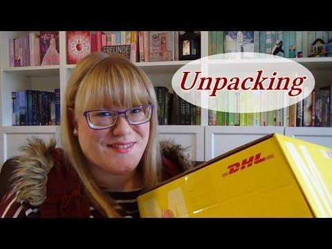 [ Unpacking ] Kleines Buch-Tauschpaket