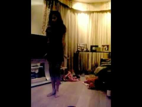 My Sister Performing See You Again By Miley Cyrus video