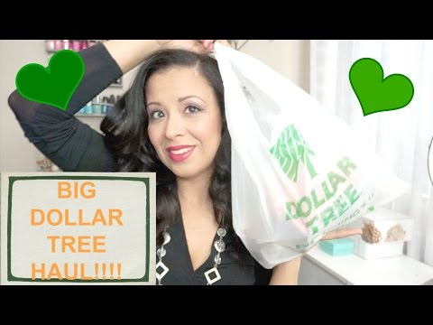 DOLLAR TREE HAUL! (Lots of makeup goodies in this one!)