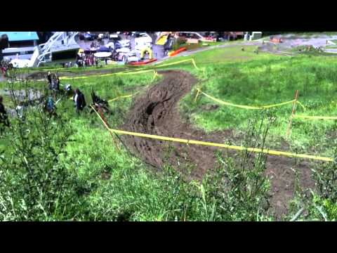 Bikepark Planai Crashes
