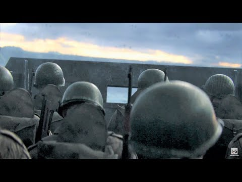 WW2 - Normandy Landings - D-Day - Call of Duty WW2
