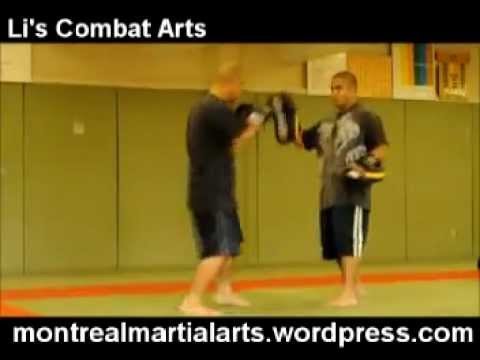 Savate Montreal | Kicking Combos week 2 | Montreal Martial Arts Image 1