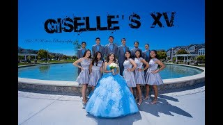 Giselle Noyola Quinceanera Highlights