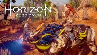 Horizon: Zero Dawn - Official Explore The Wild Trailer