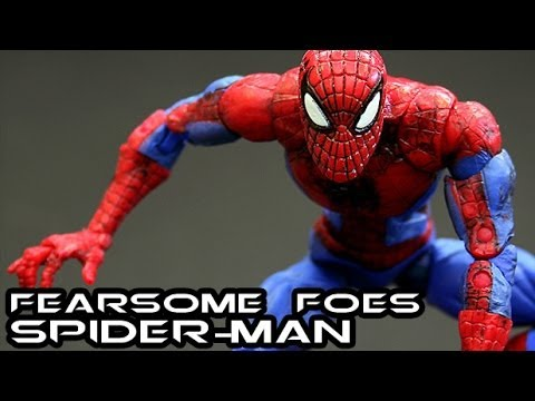 Fearsome Foes Spider Man Foes Spider-man Figure