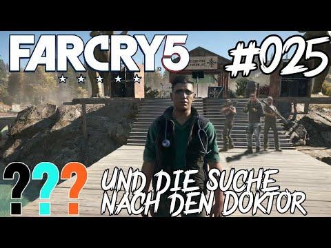 #025 Far Cry 5 Let's Play Xbox One X - Die Drei Fragezeichen und die Suche nach den Doktor