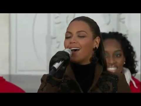 Beyonce – America the Beautiful Live @ Obama Inaugural Concert, 2008 [HD]