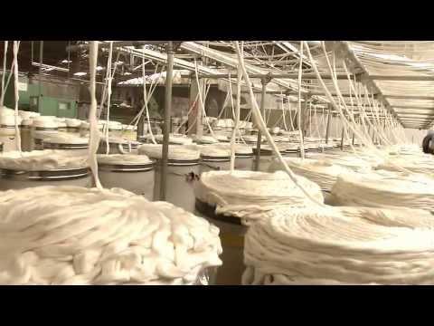Proceso de fabricación de Hilos  - La Colonial - Fábrica de Hilos