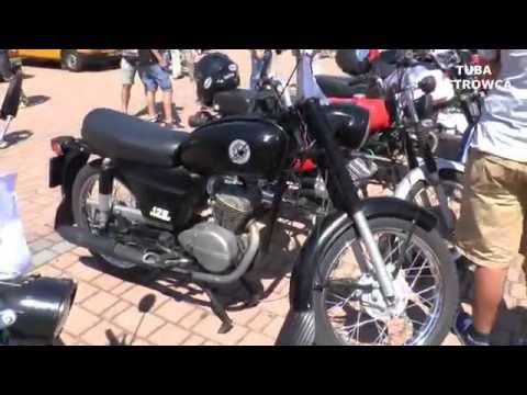 III Spotkanie Pojazdów PRL - motocykle i motorowery