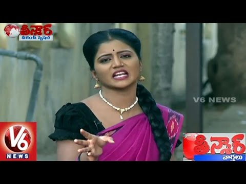 Savitri Funny Conversation With Bithiri Sathi Over Currency Exchange | Teenmaar News