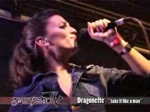 Dragonette - Take It Like A Man