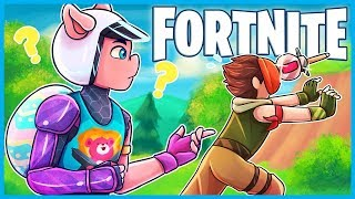 CONFUSED EMOTE and STICKIN NOOBS in Fortnite: Battle Royale! (Fortnite Funny Moments & Fails)