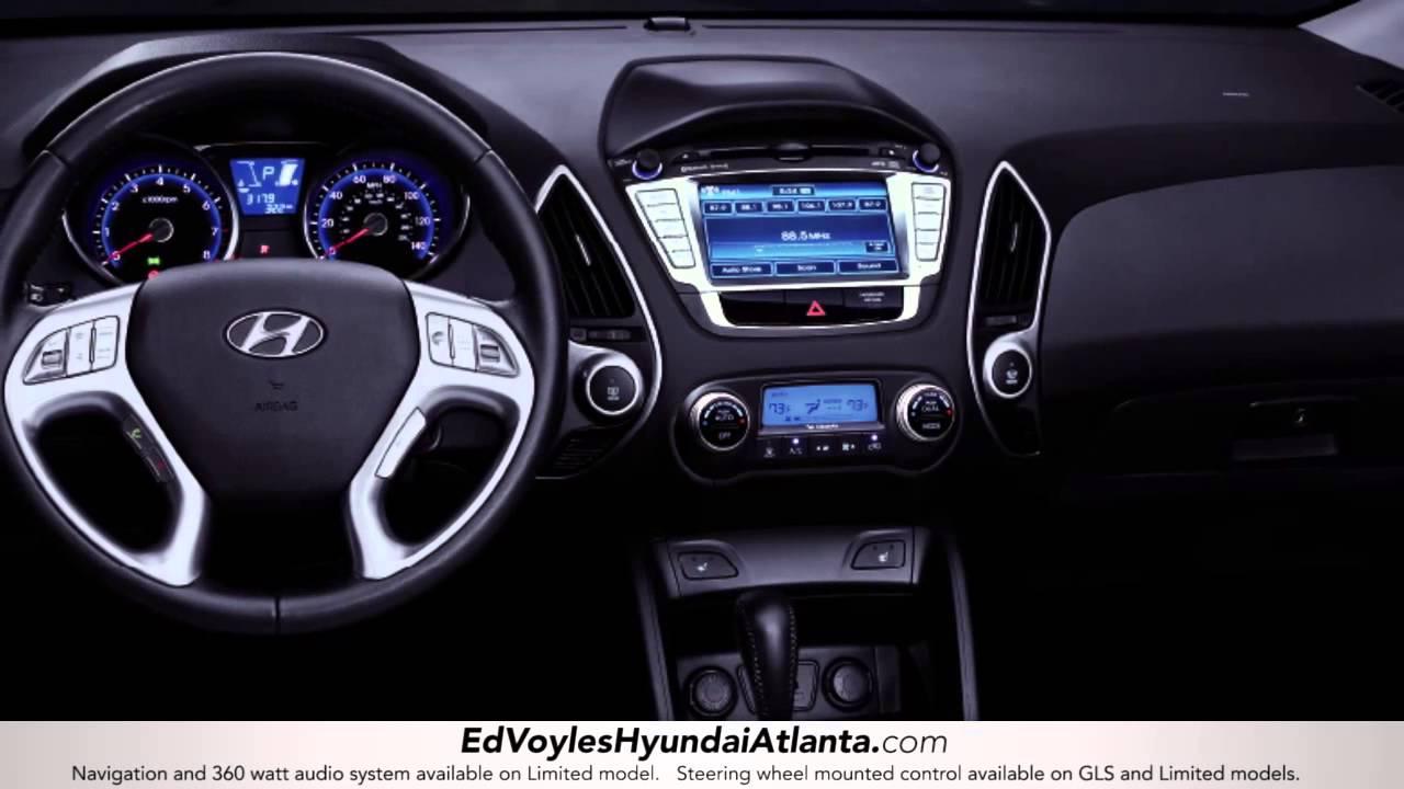 2013 Hyundai Tucson Ed Voyles Hyundai Youtube