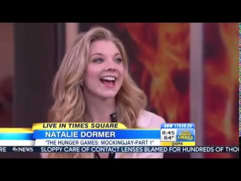 'It was cold': Natalie Dormer on shaved...