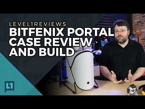 Bitfenix Portal Case Review and Build