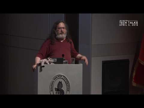 ITT 2016 - Richard Stallman - Free Software: The Only Way for Digital Freedom and Privacy