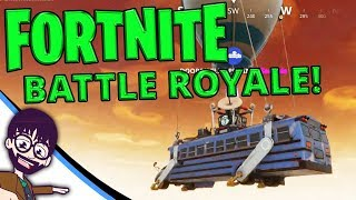Fortnite - Battle Royale first look! || Let's play || 100 player pvp free for all