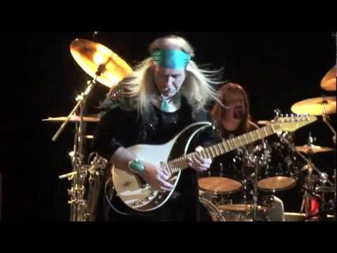 Uli Jon Roth FLY TO THE RAINBOW Le National Montreal 2013