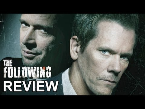 The Following (Pilot) - TV Review