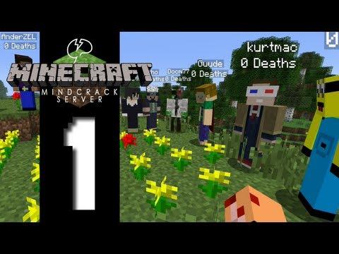 Beef Plays Minecraft Mindcrack Server S3 EP01 A NEW MAP