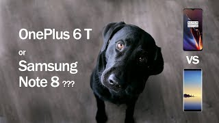 OnePlus 6T vs S8 Note   best smartphone India