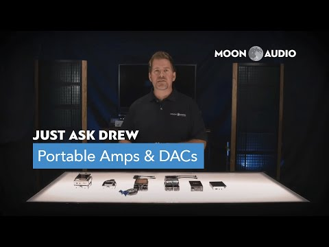 Portable Headphone Amplifiers / DAC's Top Picks by Moon Audio