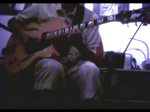 Beautifull Love- guitar Johnson, ampli Evans