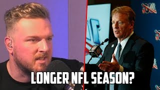 Do NFL Players Want A Longer Season?
