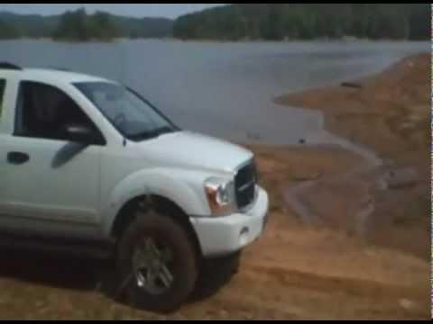 "Lifted 2005 Dodge Durango 33"" - YouTube"