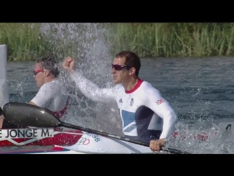 Canoe Sprint Kayak Single (K1) 200m Men Finals Full Replay - London 2012 Olympic Games