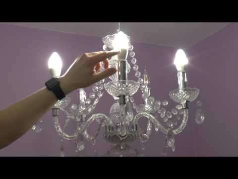 Philips Hue Candle / Kerzenlampe mit E14-Sockel: Unboxing & Review