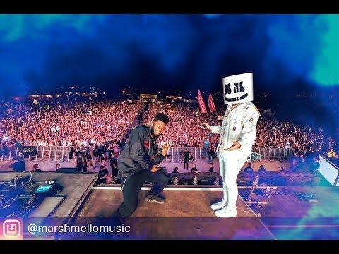 MARSHMELLO - BEST MOMENT IN LIVE ft. KHALID