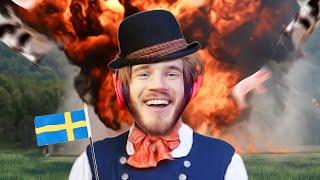 THIS IS HOW WE HUNT IN SWEDEN! | PewDiePie