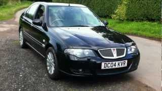Rover 45 1.6 family saloon for sale with mikeedge7 via E-bay