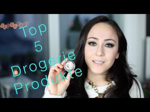Top 5 Drogerie Make-up Produkte by Hatice Schmidt klip izle