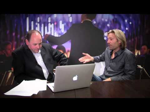Eric Whitacre discusses Virtual Choir 4 with Classic FM