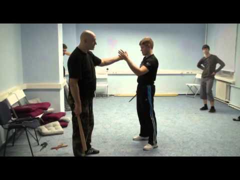 Прикладной Бой Система Спецназ  Выбивание Ножа Удары по точкам