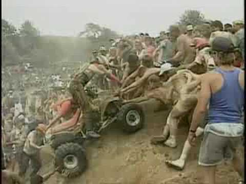 Why Riding a Quad Bike in the Mud is a Bad Idea