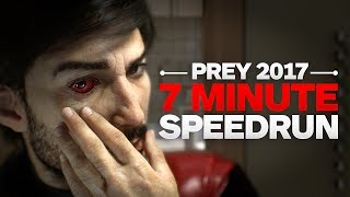 Prey (2017) Finished In an Incredible 7 Minutes