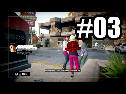 """""""INVESTIGATE POTENTIAL CRIME"""" Watch Dogs #03 thumbnail"""
